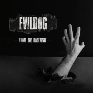 carátula EP Evildog from the basement